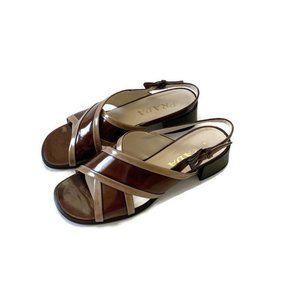 Prada Vintage Slingback Sandal